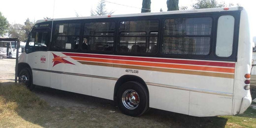 autobus mb boxer 50, 2006 33 pasajeros