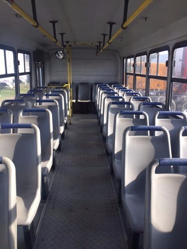 autobus mercedes benz mbo 1219/52 modelo 2012