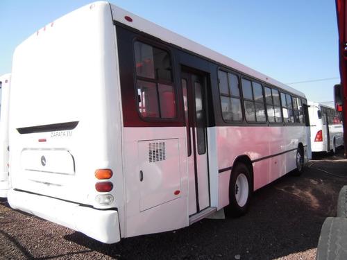 autobus mercedes benz omc 1423/51 torino modelo 2008