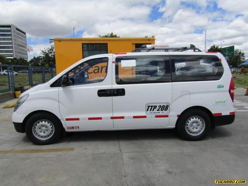 autobus microbus hyundai h1