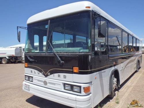 autobus pasajero camion colectivo 36 pasajeros folio 6019
