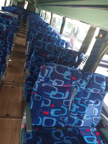 autobús scania nuevo century 2005