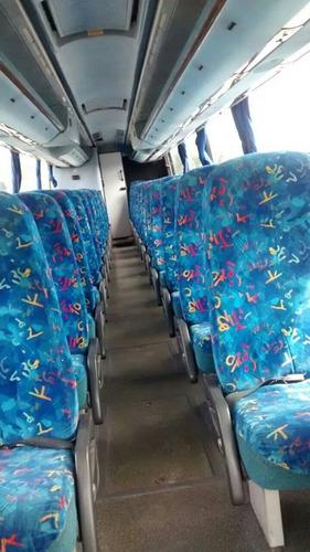 autobus turismo irizar volvo scania 2006 baño 51 asiento