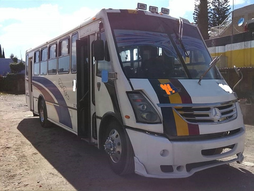 autobus urbano 2011 zafiro mercedes mediano 33 asientos alto