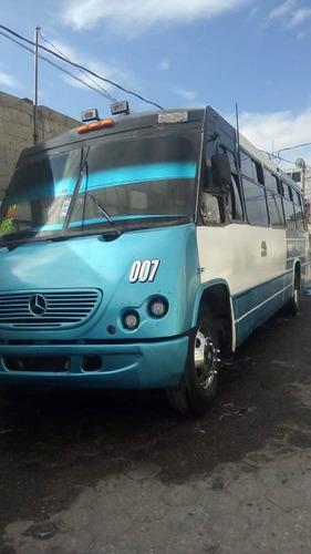autobús urbano en puebla