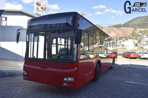 autobus urbano man a69 2012 nuevo menos de 500km susp aire