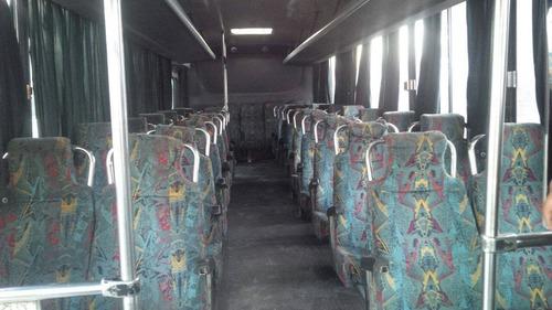 autobus  urbano mercedes 2003 catoza de 37 altos en tela