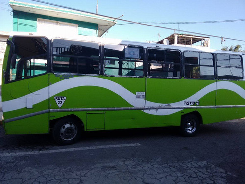 autobus vochobus 2009 carrocería centauro buenas condiciones