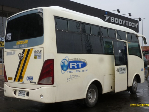 autobuses buses ample forman 660 2007