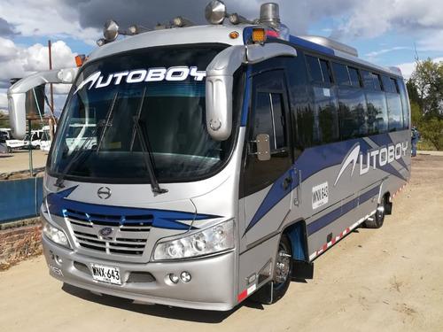 autobuses buses hino