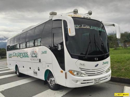 autobuses buses hino fc9j