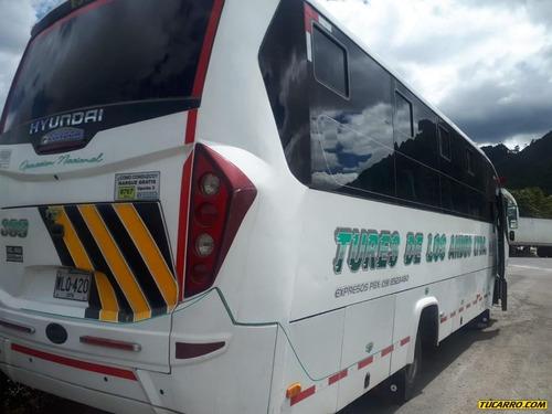 autobuses buses hyundai hd 78