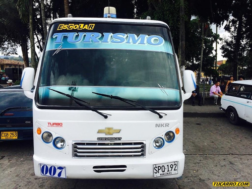 autobuses buses nkr turbo