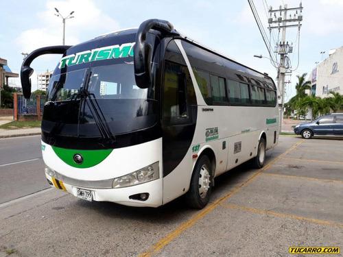 autobuses buses yutong