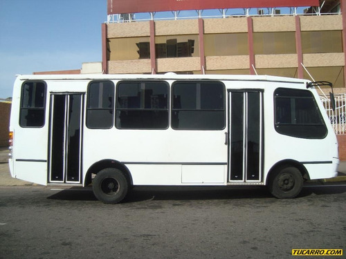autobuses chevrolet npr - sincrónica