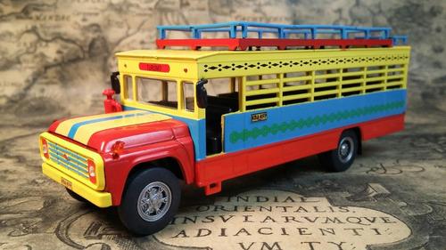 autobuses del mundo -bus autos de colección buses