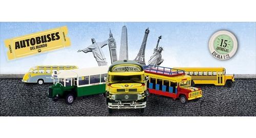 autobuses del mundo - n°6 pullman - chile - nuevos
