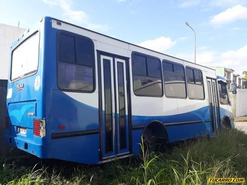 autobuses encava