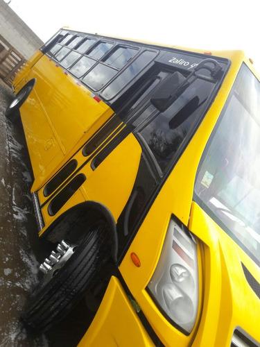 autobuses escolares, de personal, urbanos 4 cilindros 2011