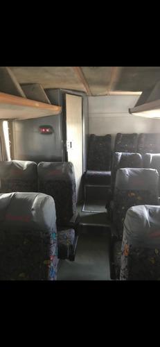 autobuses marca oisa, modelo jaguar año 2002