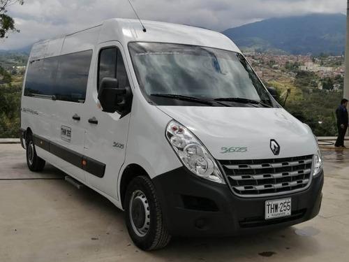 autobuses microbuses 2020