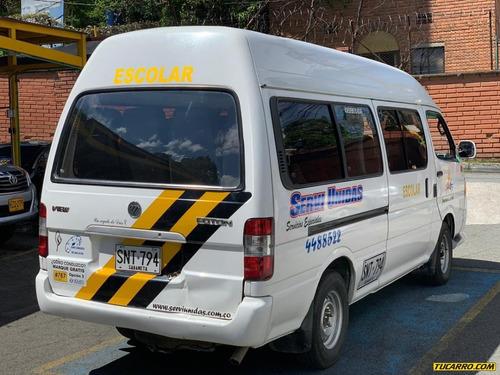 autobuses microbuses foton view