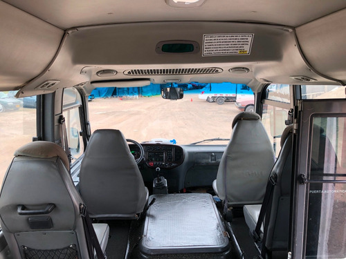 autobuses microbuses hyundai county 4000cc tdi mt aa dh fe