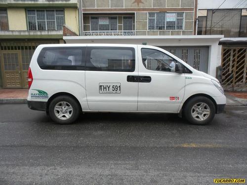 autobuses microbuses hyundai h1