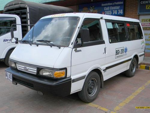 autobuses microbuses kia besta 1995