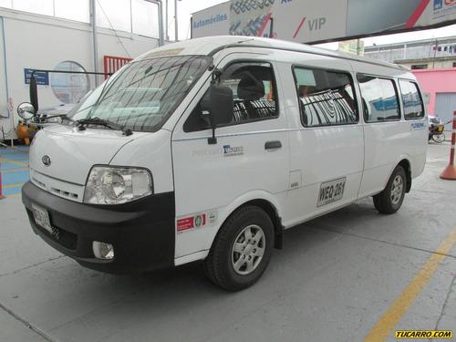 autobuses microbuses kia pregio grand gs