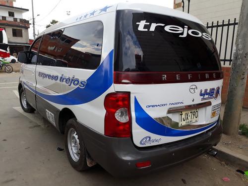 autobuses,  microbuses,  minivan. jac refine, toyota hilux