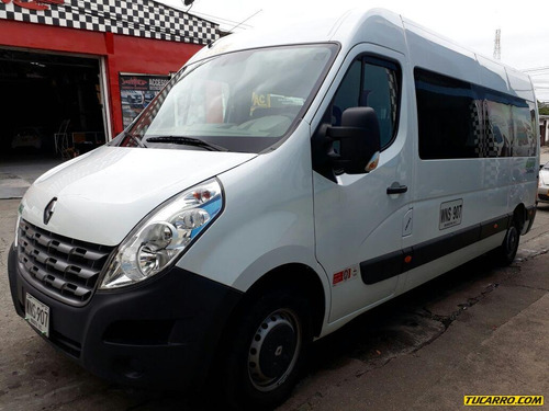 autobuses microbuses renault master
