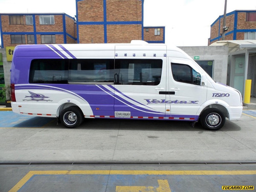 autobuses microbuses volkswagen crafter 50  velotax