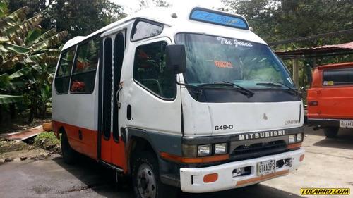 autobuses mitsubishi