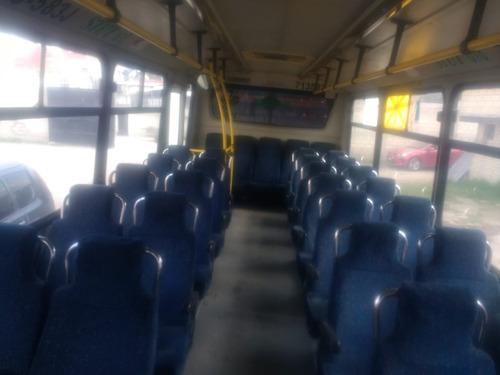 autobuses urbanos, navistar y mercedes , modelos 2006,07,08