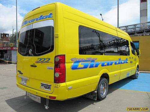 autobuses volkswagen crafter 50