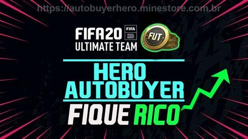 autobuyer fifa 20 ultimate team - você milionário