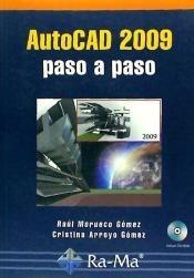 autocad 2009. paso a paso. incluye cd-rom(libro autocad)