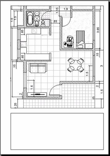 autocad dibujante técnico informático planos cadista 2 y 3d.