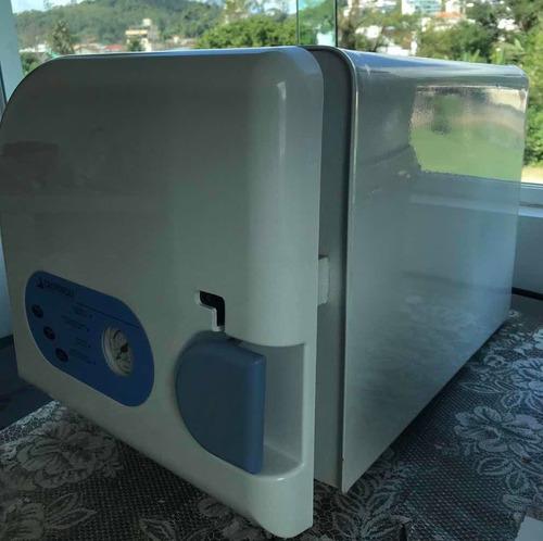 autoclave cristófoli 12 litros em inox