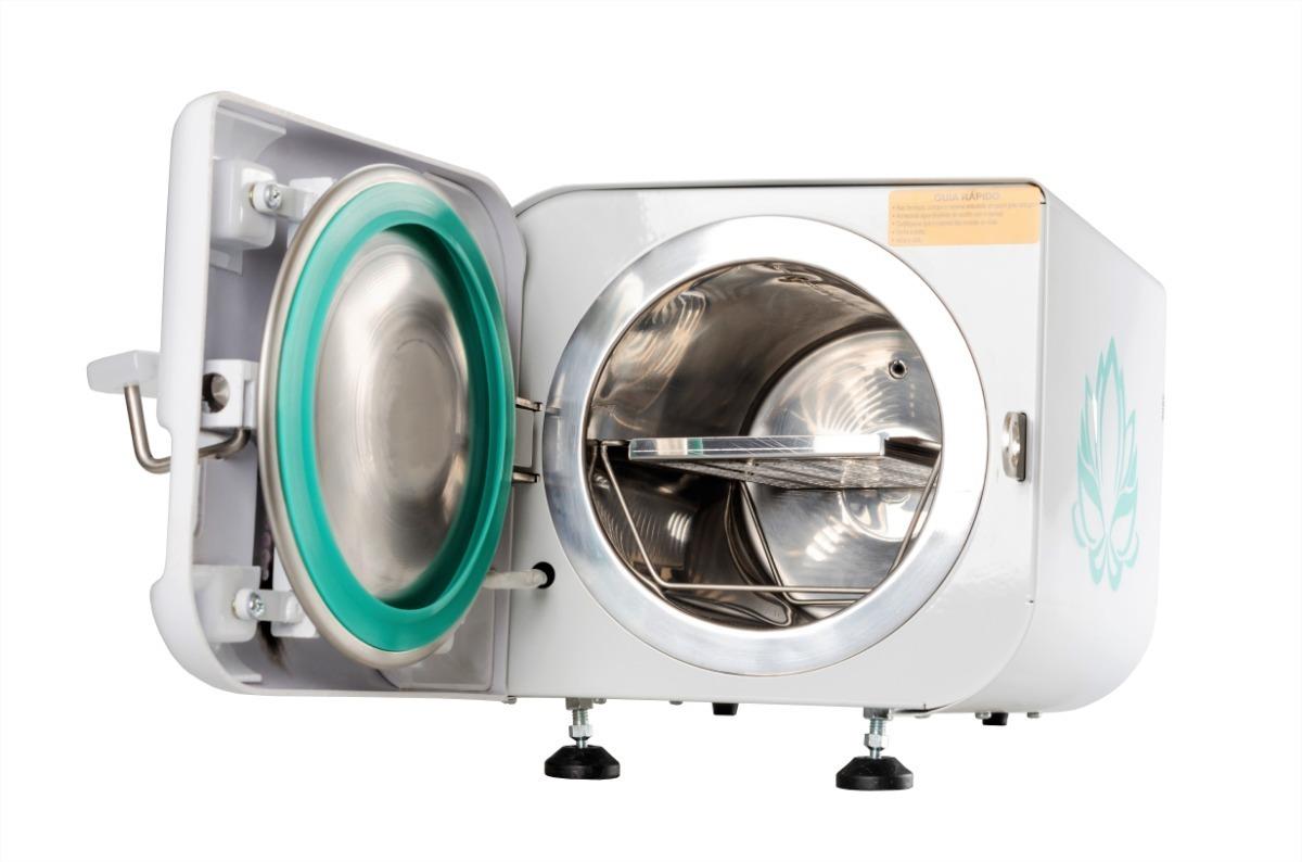 Autoclave Digital 5 Litros Biotron Bivolt Dentista Inox - R$ 1.890 ...