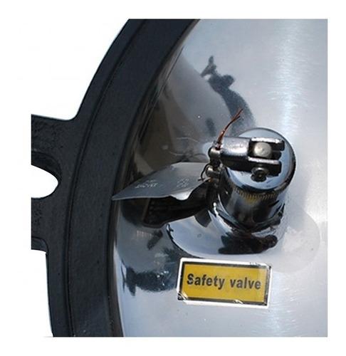 autoclave eléctrica portátil 18 litros con desagote