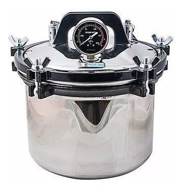 autoclave esterilizador 12 litro laboratorio dental médico