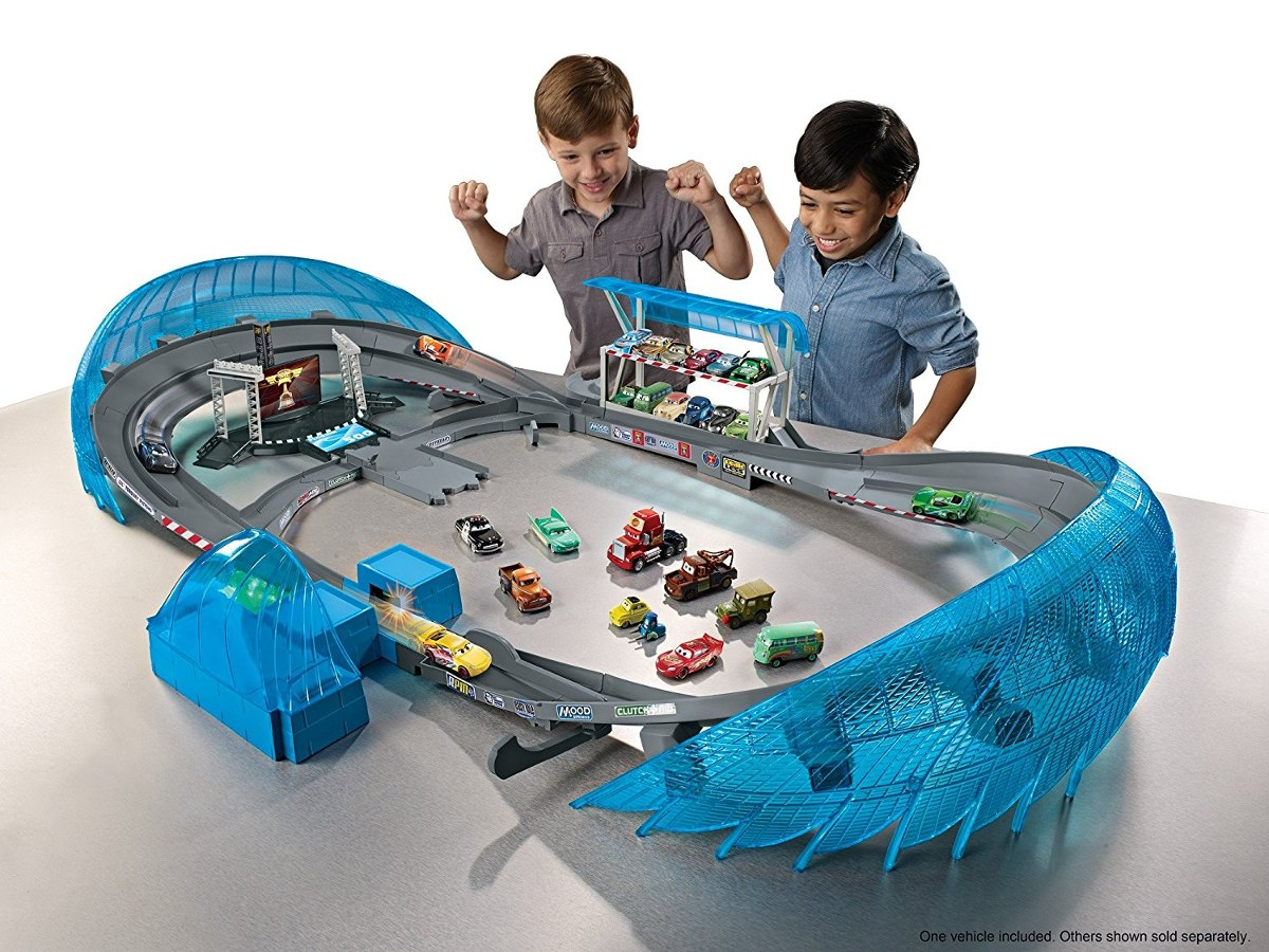 Autodromo Pista Carros 3 Ultimate Florida Mattel R 390