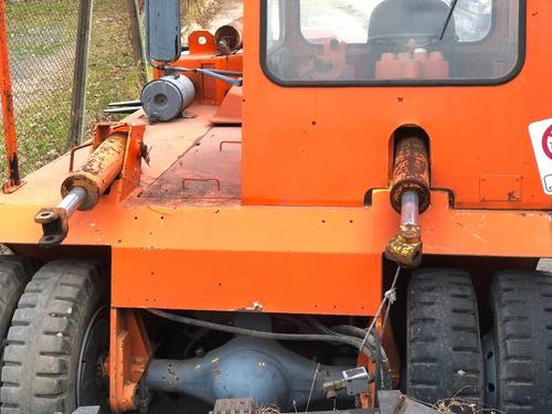 autoelevador 17 ton containero lancing henley movilift