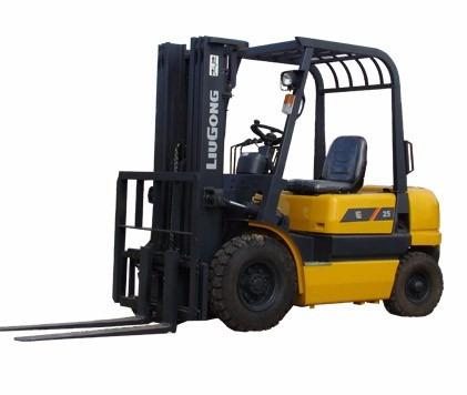 autoelevador 2,5 t torre  4,5 mts diesel liugong 24 cuotas !
