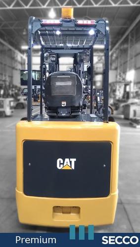 autoelevador cat usado 3.0 tn electrico, premium