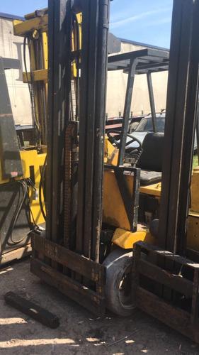 autoelevador clark 1500kg urgente x desalojo