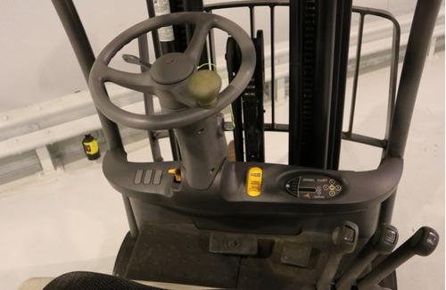autoelevador crown sc-4520 1500kgs 2010 torre triple