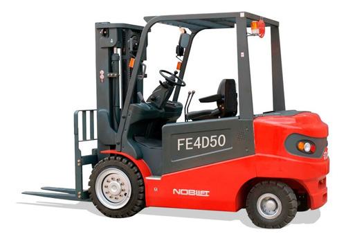 autoelevador  eléctrico 4 ruedas, modelo fe 4p 16n,  marca n